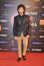 Dev Sharma  at 4th Gionne Star Global Indian Music Academy Awards in NSCI, Mumbai on 20th Jan 2014