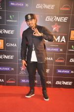 Honey Singh at 4th Gionne Star Global Indian Music Academy Awards in NSCI, Mumbai on 20th Jan 2014 (346)_52de3378edeba.JPG