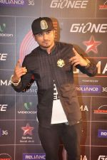 Honey Singh at 4th Gionne Star Global Indian Music Academy Awards in NSCI, Mumbai on 20th Jan 2014 (350)_52de337a6187d.JPG