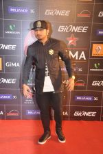 Honey Singh at 4th Gionne Star Global Indian Music Academy Awards in NSCI, Mumbai on 20th Jan 2014