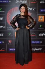 Kainaat Arora at 4th Gionne Star Global Indian Music Academy Awards in NSCI, Mumbai on 20th Jan 2014 (441)_52de3391f2ce6.JPG