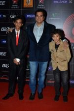 Lalit Pandit at 4th Gionne Star Global Indian Music Academy Awards in NSCI, Mumbai on 20th Jan 2014