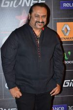 Leslie Lewis at 4th Gionne Star Global Indian Music Academy Awards in NSCI, Mumbai on 20th Jan 2014