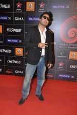 Mika Singh at 4th Gionne Star Global Indian Music Academy Awards in NSCI, Mumbai on 20th Jan 2014 (292)_52de33dab30e4.JPG