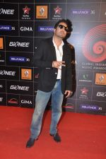 Mika Singh at 4th Gionne Star Global Indian Music Academy Awards in NSCI, Mumbai on 20th Jan 2014 (293)_52de33db1450f.JPG