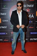 Mika Singh at 4th Gionne Star Global Indian Music Academy Awards in NSCI, Mumbai on 20th Jan 2014 (467)_52de33dbc1364.JPG