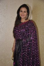 Poonam Dhillon at Rohan Palshetkar_s wedding reception in Mayfair, Mumbai on 20th Jan 2014 (3)_52de161450eaa.JPG