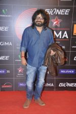 Pritam Chakraborty at 4th Gionne Star Global Indian Music Academy Awards in NSCI, Mumbai on 20th Jan 2014 (290)_52de34e4ee39c.JPG