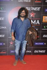 Pritam Chakraborty at 4th Gionne Star Global Indian Music Academy Awards in NSCI, Mumbai on 20th Jan 2014 (291)_52de34e5584ae.JPG
