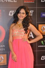 Rakul Preet Singh at 4th Gionne Star Global Indian Music Academy Awards in NSCI, Mumbai on 20th Jan 2014 (322)_52de3488967ae.JPG