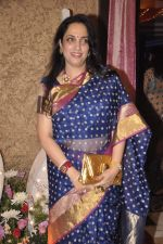 Rashmi Thackeray at Rohan Palshetkar_s wedding reception in Mayfair, Mumbai on 20th Jan 2014 (24)_52de16522579e.JPG