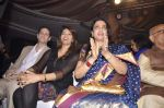 Rashmi Thackeray, Diana Hayden at Rohan Palshetkar_s wedding reception in Mayfair, Mumbai on 20th Jan 2014 (28)_52de163a36183.JPG
