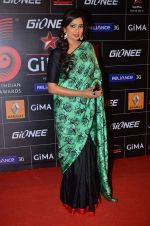 Shreya Ghoshal at 4th Gionne Star Global Indian Music Academy Awards in NSCI, Mumbai on 20th Jan 2014 (489)_52de353eaab37.JPG