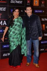 Shreya Ghoshal, Aditya Narayan at 4th Gionne Star Global Indian Music Academy Awards in NSCI, Mumbai on 20th Jan 2014 (484)_52de35401852c.JPG