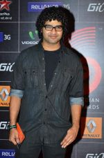 Siddharth Mahadevan at 4th Gionne Star Global Indian Music Academy Awards in NSCI, Mumbai on 20th Jan 2014