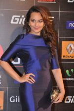 Sonakshi Sinha at 4th Gionne Star Global Indian Music Academy Awards in NSCI, Mumbai on 20th Jan 2014 (330)_52de3587b5c1f.JPG
