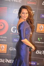 Sonakshi Sinha at 4th Gionne Star Global Indian Music Academy Awards in NSCI, Mumbai on 20th Jan 2014 (344)_52de358197759.JPG