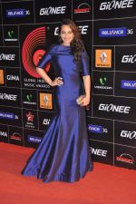 Sonakshi Sinha at 4th Gionne Star Global Indian Music Academy Awards in NSCI, Mumbai on 20th Jan 2014 (345)_52de3581ec3a6.JPG