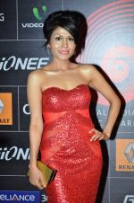 Sonu Kakkar at 4th Gionne Star Global Indian Music Academy Awards in NSCI, Mumbai on 20th Jan 2014 (445)_52de342cc63c7.JPG
