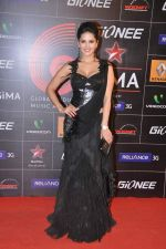 Sunny Leone at 4th Gionne Star Global Indian Music Academy Awards in NSCI, Mumbai on 20th Jan 2014 (301)_52de35a9905d3.JPG