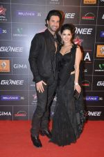 Sunny Leone at 4th Gionne Star Global Indian Music Academy Awards in NSCI, Mumbai on 20th Jan 2014 (305)_52de35ab68f5f.JPG