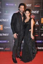 Sunny Leone at 4th Gionne Star Global Indian Music Academy Awards in NSCI, Mumbai on 20th Jan 2014