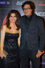 Talat Aziz, Bina Aziz at 4th Gionne Star Global Indian Music Academy Awards in NSCI, Mumbai on 20th Jan 2014 (382)_52de35c8d3d97.JPG