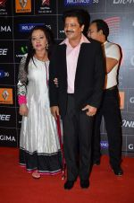 Udit Narayan at 4th Gionne Star Global Indian Music Academy Awards in NSCI, Mumbai on 20th Jan 2014 (401)_52de35bd946ed.JPG