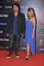 at 4th Gionne Star Global Indian Music Academy Awards in NSCI, Mumbai on 20th Jan 2014 (296)_52de20b1f3723.JPG