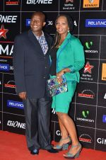 at 4th Gionne Star Global Indian Music Academy Awards in NSCI, Mumbai on 20th Jan 2014 (368)_52de20b404760.JPG