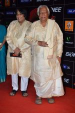 at 4th Gionne Star Global Indian Music Academy Awards in NSCI, Mumbai on 20th Jan 2014 (382)_52de20b4b55da.JPG