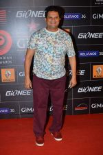 at 4th Gionne Star Global Indian Music Academy Awards in NSCI, Mumbai on 20th Jan 2014 (396)_52de20b66db35.JPG