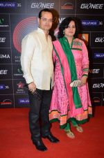 at 4th Gionne Star Global Indian Music Academy Awards in NSCI, Mumbai on 20th Jan 2014 (414)_52de20bb6efba.JPG