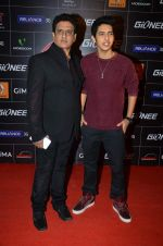 at 4th Gionne Star Global Indian Music Academy Awards in NSCI, Mumbai on 20th Jan 2014 (442)_52de20c0d8d4f.JPG