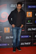 at 4th Gionne Star Global Indian Music Academy Awards in NSCI, Mumbai on 20th Jan 2014 (451)_52de20c1e80db.JPG