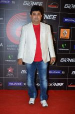 at 4th Gionne Star Global Indian Music Academy Awards in NSCI, Mumbai on 20th Jan 2014 (453)_52de20c2a343b.JPG
