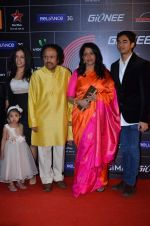 kavita krishnamurthy at 4th Gionne Star Global Indian Music Academy Awards in NSCI, Mumbai on 20th Jan 2014 (387)_52de339b4ceb4.JPG