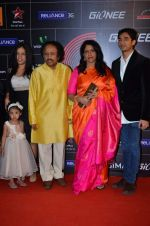 kavita krishnamurthy at 4th Gionne Star Global Indian Music Academy Awards in NSCI, Mumbai on 20th Jan 2014 (388)_52de339ba3dce.JPG