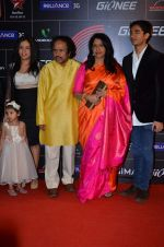 kavita krishnamurthy at 4th Gionne Star Global Indian Music Academy Awards in NSCI, Mumbai on 20th Jan 2014 (391)_52de339cb3b97.JPG