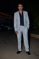 Abhijeet Sawant at Amita Pathak & Raghav Sachar_s wedding ceremony in Mumbai on 21st Jan 2014 (97)_52df86dcd850a.JPG