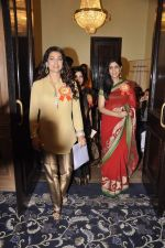 Juhi Chawla and Sakshi Tanwar at Kellogs event in Taj, Mumbai on 21st Jan 2014 (8)_52df68a142690.JPG