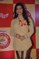 Juhi Chawla at Kellogs event in Taj, Mumbai on 21st Jan 2014 (40)_52df68a58d100.JPG