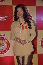 Juhi Chawla at Kellogs event in Taj, Mumbai on 21st Jan 2014 (41)_52df68a5e5cf2.JPG