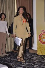 Juhi Chawla at Kellogs event in Taj, Mumbai on 21st Jan 2014 (44)_52df68a6f31a0.JPG