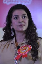 Juhi Chawla at Kellogs event in Taj, Mumbai on 21st Jan 2014 (52)_52df68a9628d7.JPG