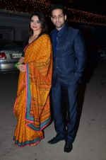 Shweta Bhardwaj, Salil Acharya at Amita Pathak & Raghav Sachar_s wedding ceremony in Mumbai on 21st Jan 2014 (45)_52df88e3808a6.JPG