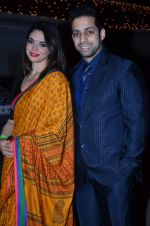 Shweta Bhardwaj, Salil Acharya at Amita Pathak & Raghav Sachar_s wedding ceremony in Mumbai on 21st Jan 2014 (46)_52df88e3ee6c8.JPG