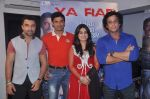 Ajaz Khan, Arjumman Mughal, Vikram Singh, Sangram Singh at Ya Rab film launchin Mumbai on 23rd Jan 2014 (17)_52e20d0336a76.JPG