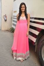 Bruna Abdullah Promotes Jai Ho at Mehboob Studio in Mumbai on 23rd Jan 2014 (41)_52e20830052e6.JPG