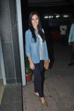 Bruna Abdullah at Jai Ho screening and party in Mumbai on 23rd jan 2014 (27)_52e20df661b52.JPG